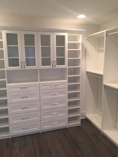 Closet Makeovers Cabinet