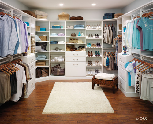 ORG Custom Closet  closet