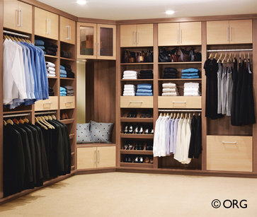 org custom closet closet - Custom Closet Design Ideas