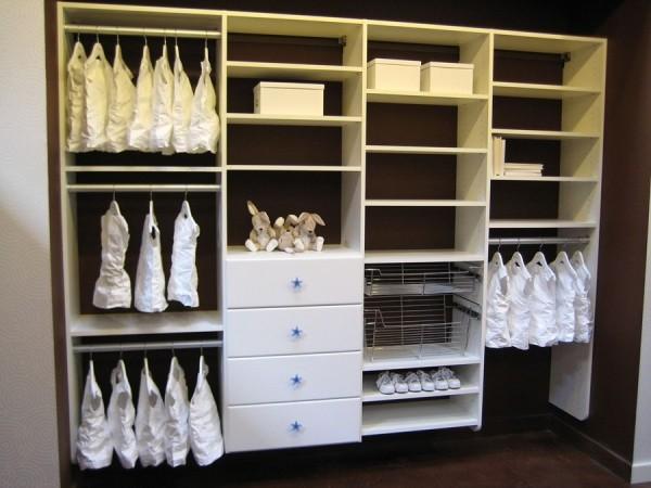 Closet Organization traditional-closet