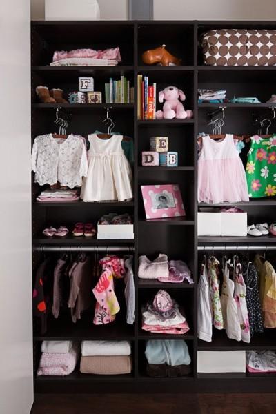 Closet Organization Traditional Closet