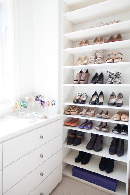 Closet Organizing contemporary-closet