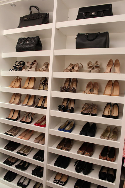 Closet Organizing closet