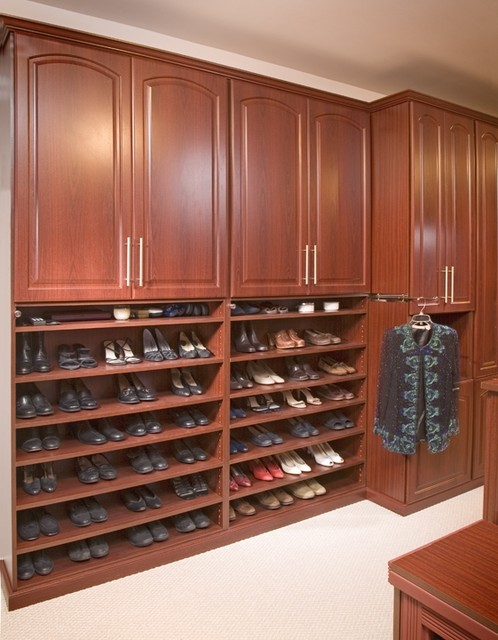 Closet Organizing Systems traditional-closet