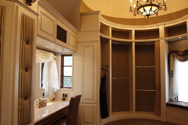 Closet Renovation traditional-closet