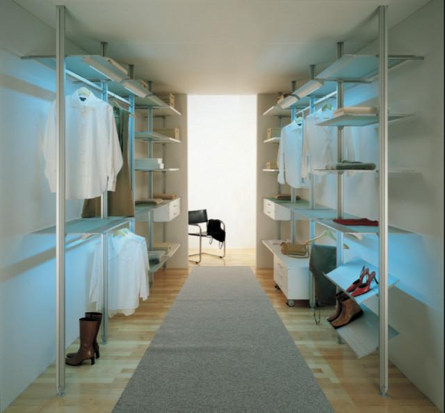 Closet System - Modern - Closet - new york - by AFFurniture & Door Hardware