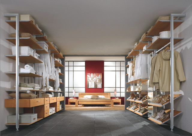 Captivating Aluminum Closet System