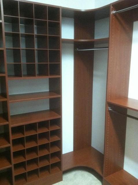 Closet Systems - Closet Storage - birmingham - by Wilson Lumber ...