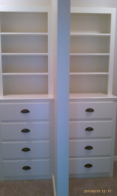 Custom cabinets traditional oklahoma city by - Custom cabinet companies ...