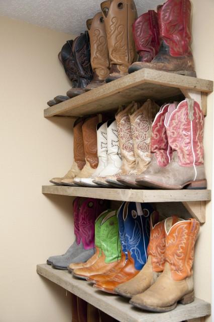 Closet eclectic-closet