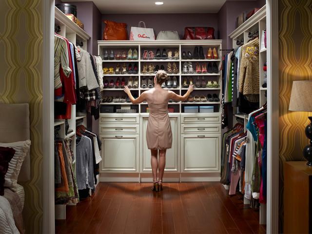 ClosetMaid Custom Closet Shelving traditional-closet