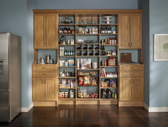 ClosetMaid Custom Closet Shelving - Traditional - Closet ...