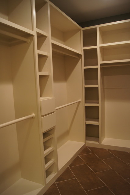 Closets And Other Cabinet Ideas Traditional Closet