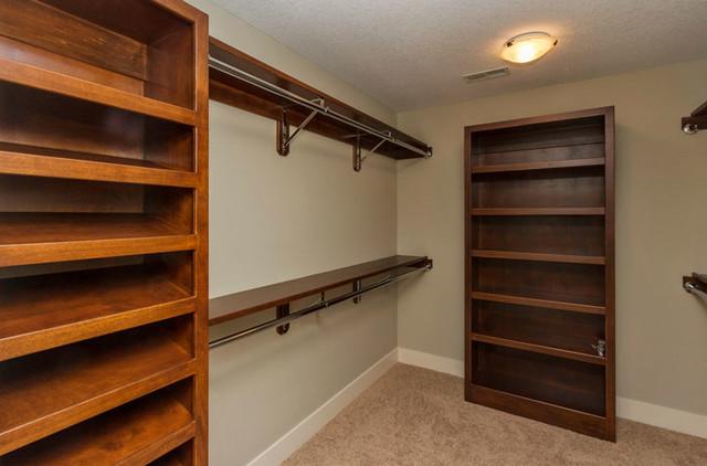 Closets & Storage traditional-closet