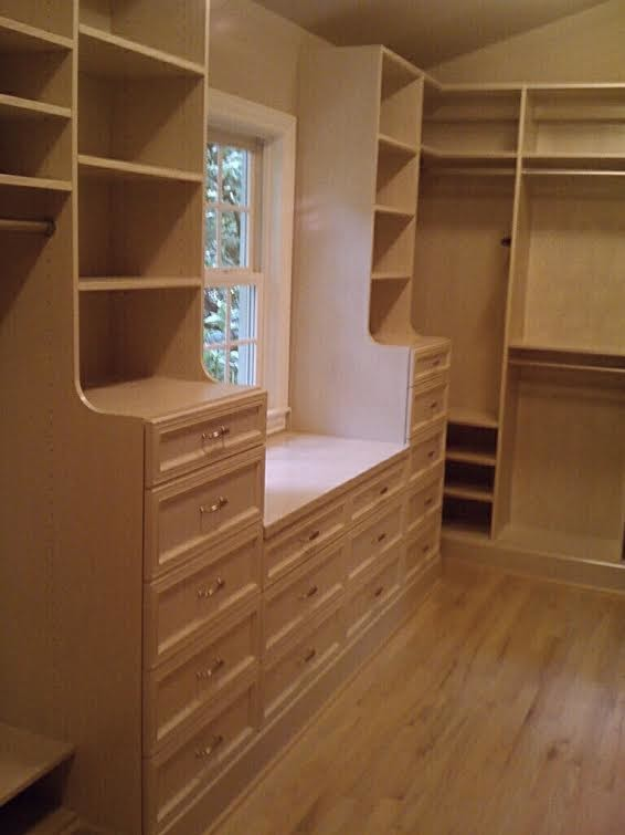 Closets by Todd