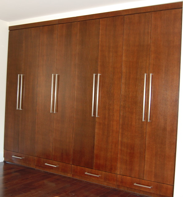 Closets cabinets modern closet los angeles by d o for Modern cupboard designs