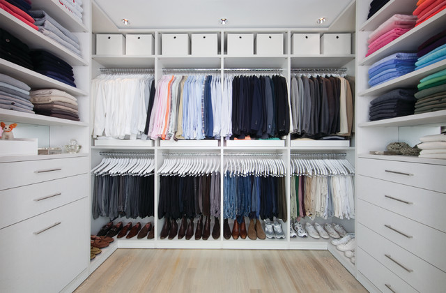 Charmant Closets Contemporary Closet