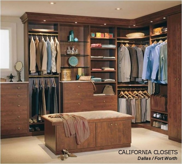 Closets closet dallas by california closets for Closets by design dallas
