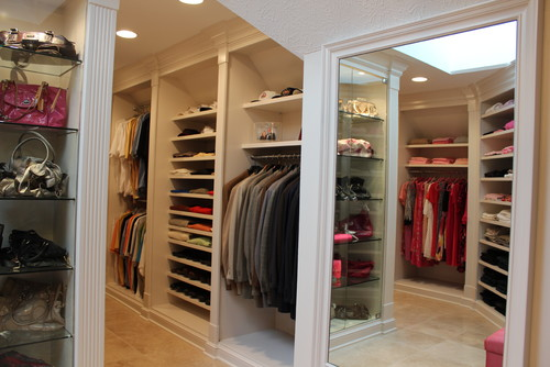 Beautiful closet designs | HomeCentrl