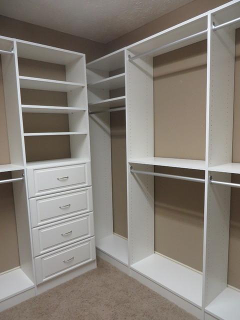 Closets etc contemporary closet atlanta by for Southern closets