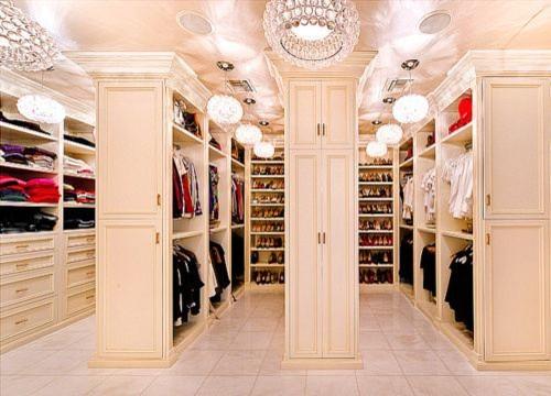 Large Closet closets