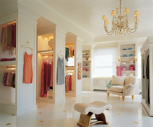 Beautiful Closets New Of Dream WalkIn Closet Photo