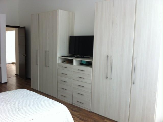 Closets vanguardia contempor neo armario ciudad de for Closets de vanguardia