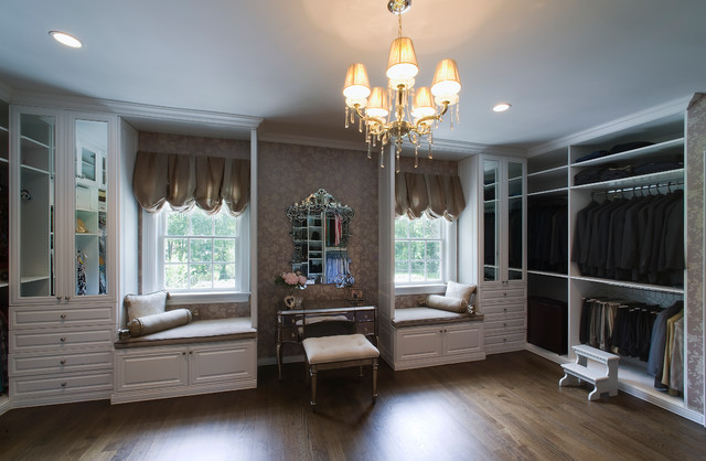 Cold Spring Hills Home Traditional Closet New York By In Site Interior Design