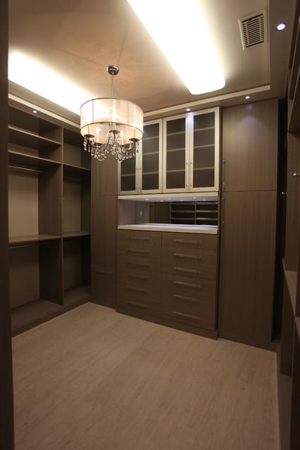 New Closet contemporary-closet