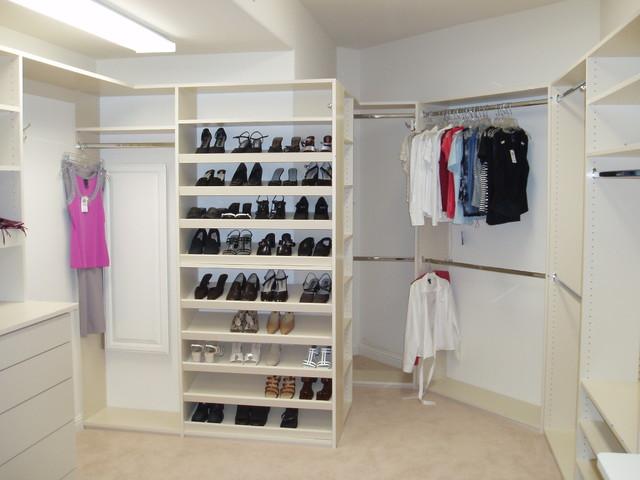 Contemporary Closet contemporary-closet