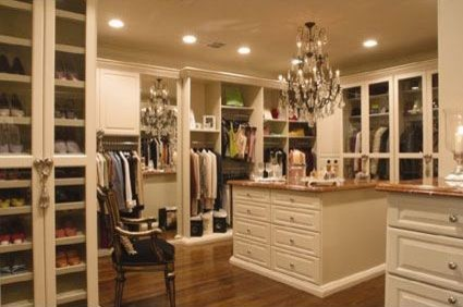 More inspirations contemporary closet