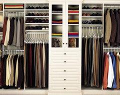 Closets contemporary-closet