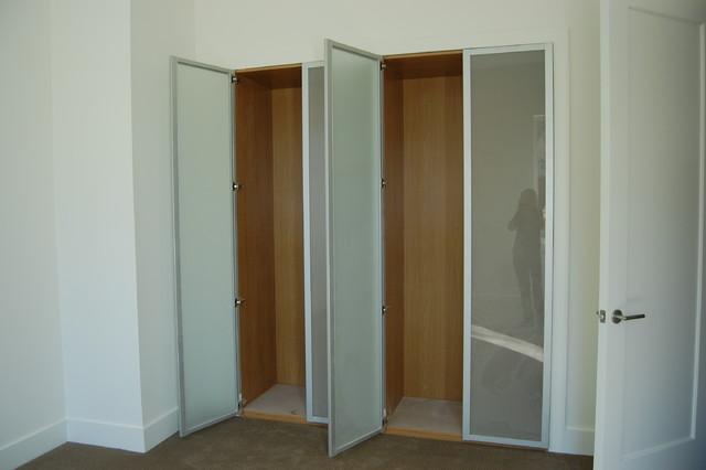 Contemporary Living contemporary-closet