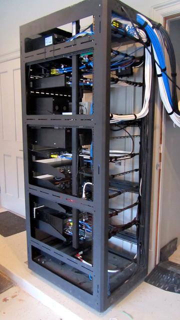 Control4 Automation Austin - Contemporary - Closet - Austin - by Concept Electronics