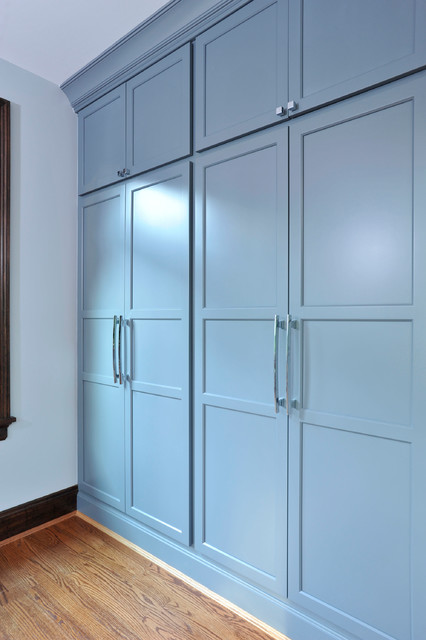 Awesome Custom Built Cabinets By The Howland Group Traditional Closet