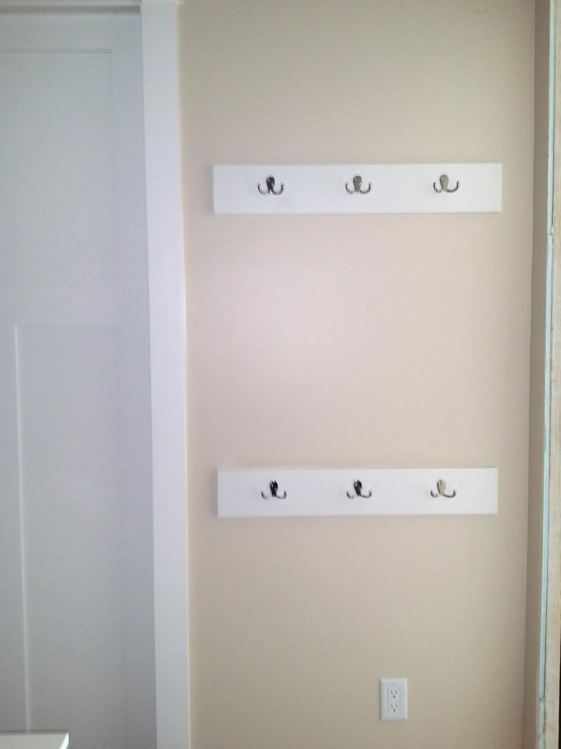 Custom Closet Accessories/Hooks