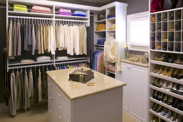 Custom Closet traditional-closet