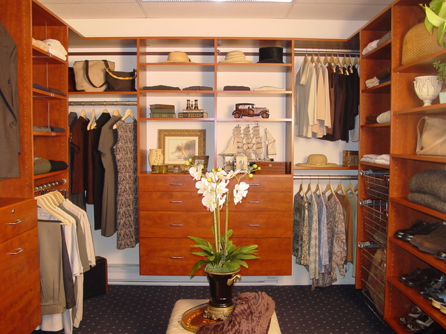 Custom Closet Design Modern Closet Boston By New