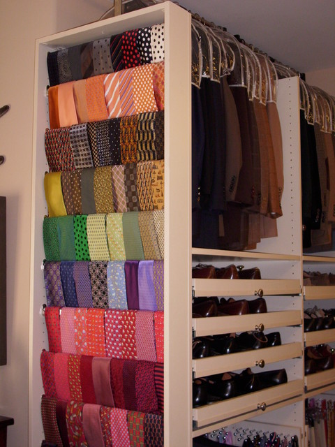 custom closet ideas and features modern closet