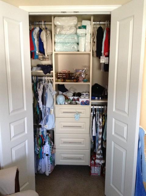 custom closet shelving - Closet Shelving