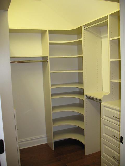Custom Closets And Storage Transitional Closet Newark By Phoenix Services