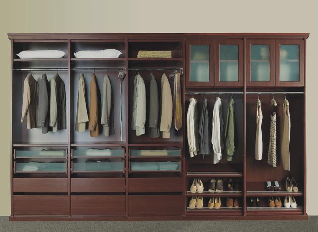 Custom Closets - Contemporary - Closet - los angeles - by Closet World