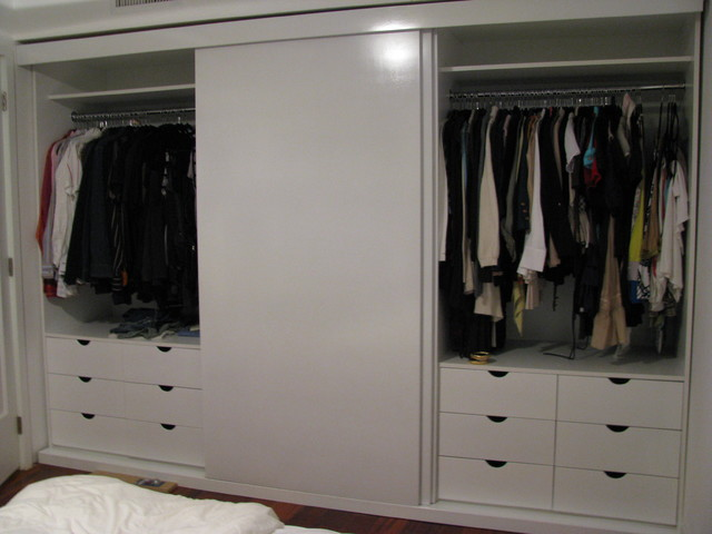 Custom Closetshome Offices Wardrobesliding Door Closet