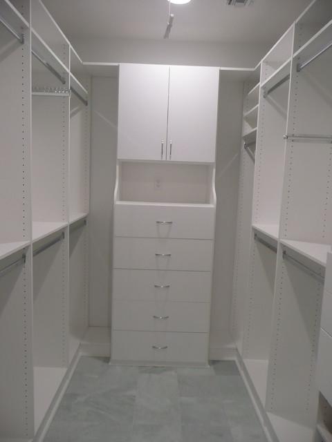 Custom Closets traditional-closet