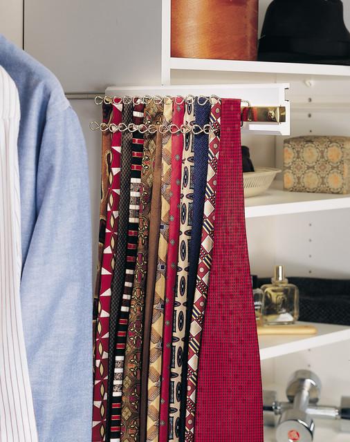 Custom Closets Organizers contemporary-closet