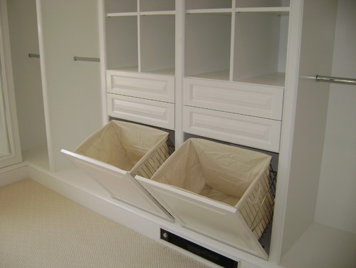wow! where can you get all of them shelves and laundry baskets from i so want this?
