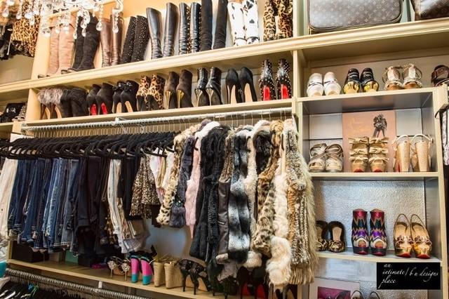 Custom Design Closet Boutique Eclectic Closet