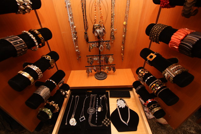 Charmant Custom Jewelry CabinetTraditional Closet, Cleveland