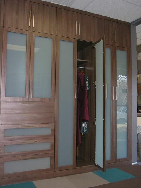 Custom Master Bedroom Closets Contemporary Closet Chicago By Perfection Custom Closets