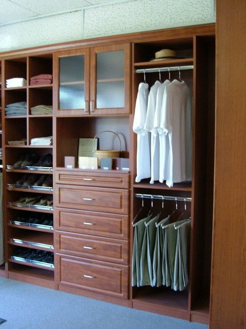 Custom Master Bedroom Closets Traditional Closet Chicago By Perfection Custom Closets